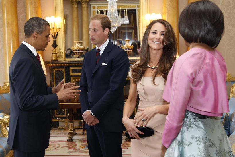 Obama, Will And Kate