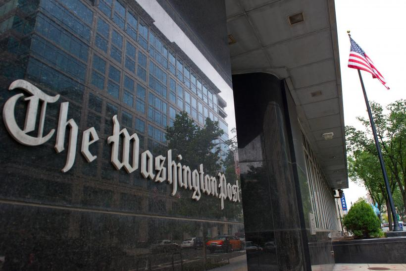 Washington post reporter charged in Iran