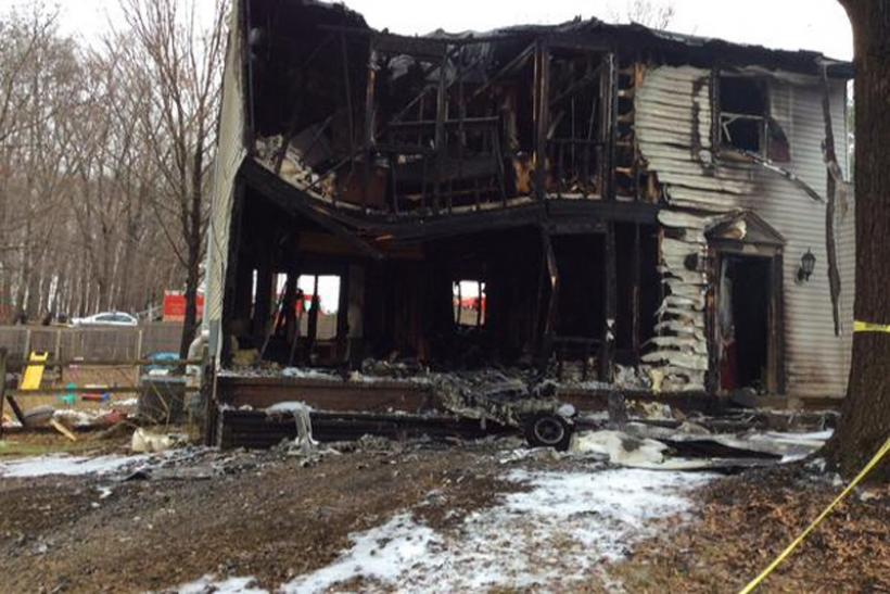 Small Plane Crashes Into Maryland Home, Killing 6 on plane crash into home, chicago plane crashes into home, private plane crashes into home, miami car crashes into home, colorado plane crashes into home, small plane going down,
