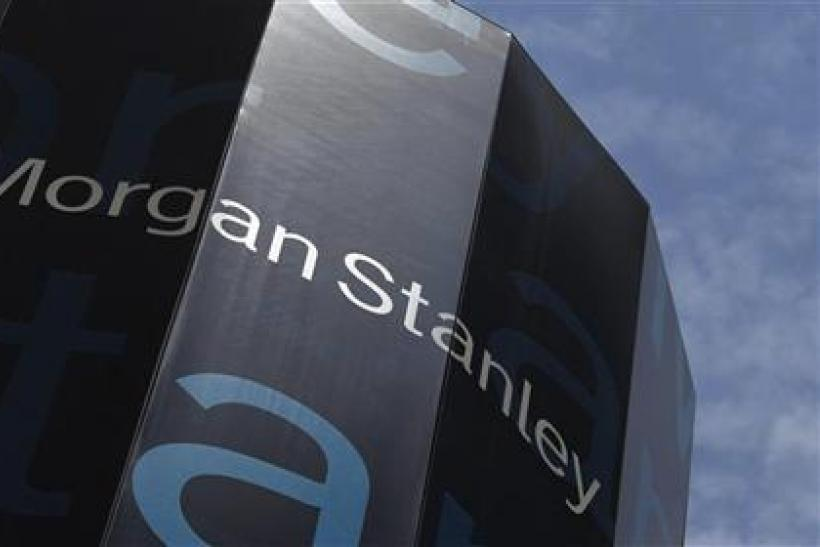 Morgan Stanley Fined $4M By SEC Due To Rogue Apple Inc  Trades