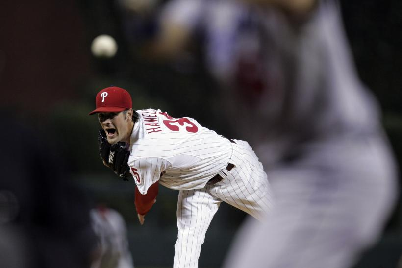 Cole Hamels Phillies 2014