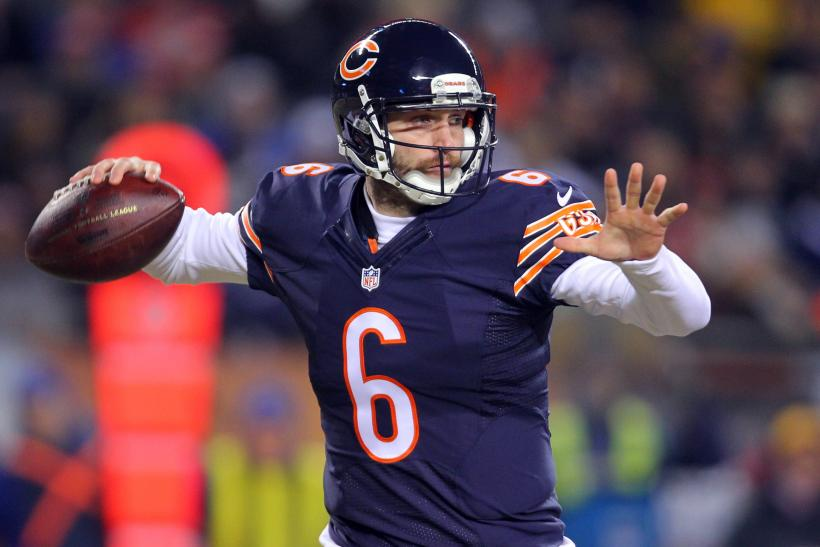 Jay Cutler Chicago Bears