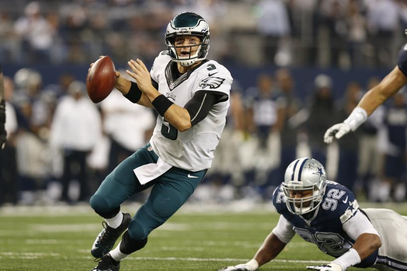 Mark Sanchez Eagles 2014