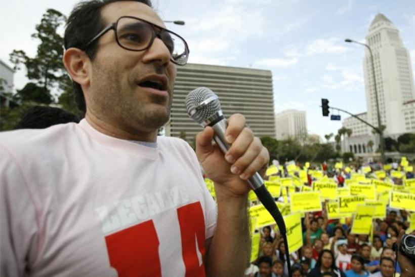 Former American Apparel CEO and founder Dov Charney