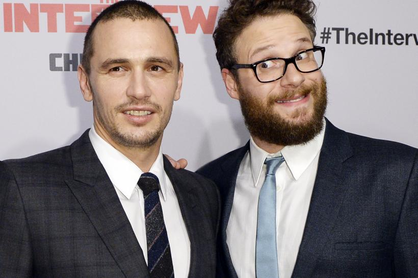 Sony Hack: Seth Rogen And James Franco, Stars Of 'The Interview
