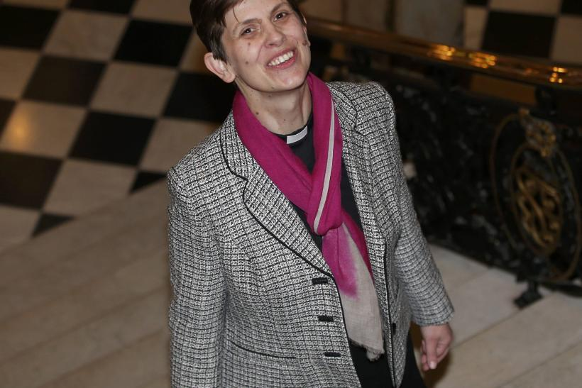 Reverend Libby Lane, first female Bishop, Church of England