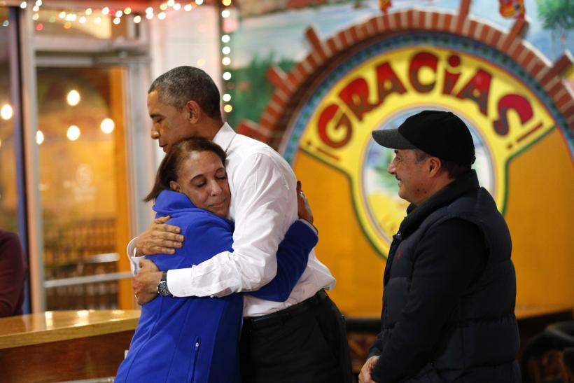 Obama immigration_support from Hispanic people