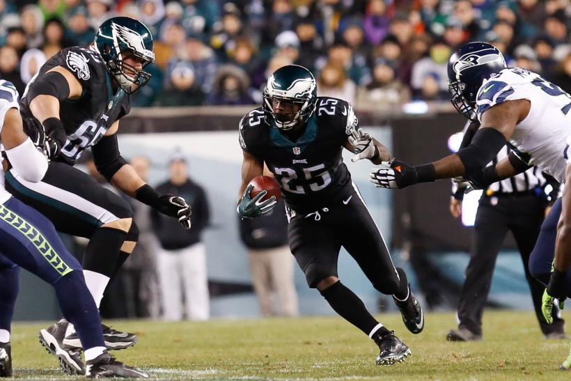 LeSean McCoy Eagles 2014