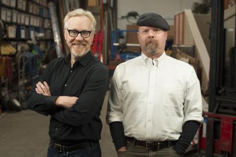 """MythBusters"""