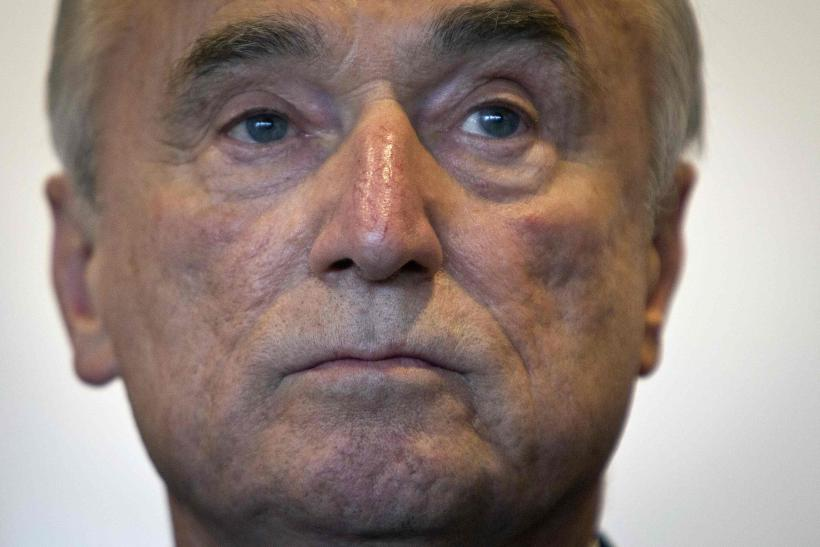 New York Police Commissioner Bill Bratton, Dec. 4, 2014
