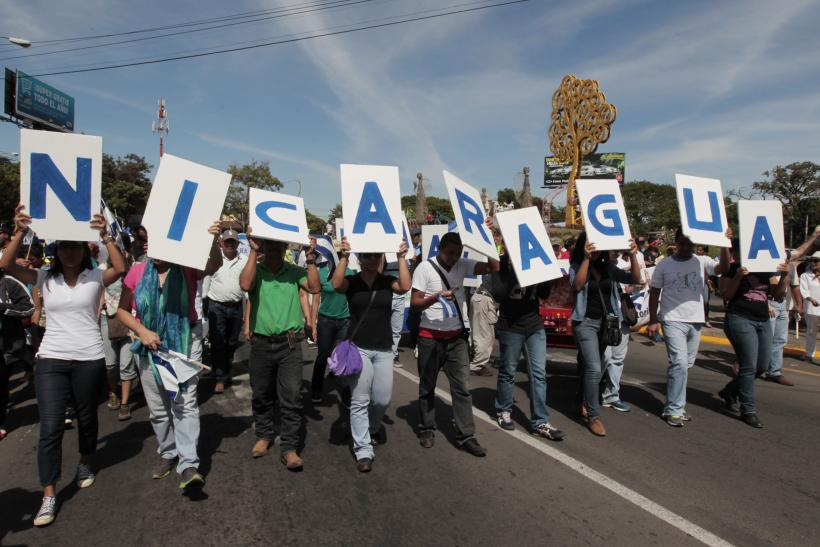 Nicaragua Canal March
