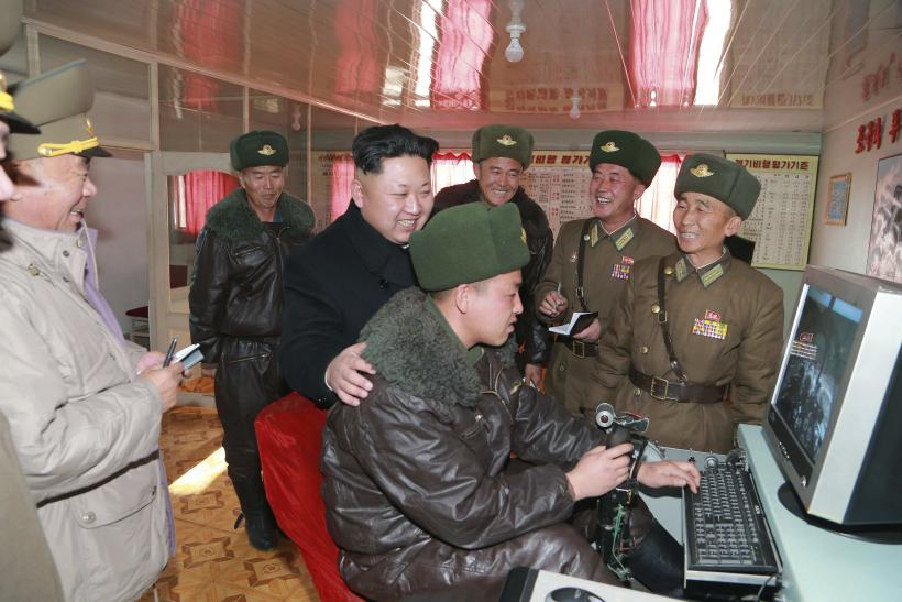 North Korea Internet