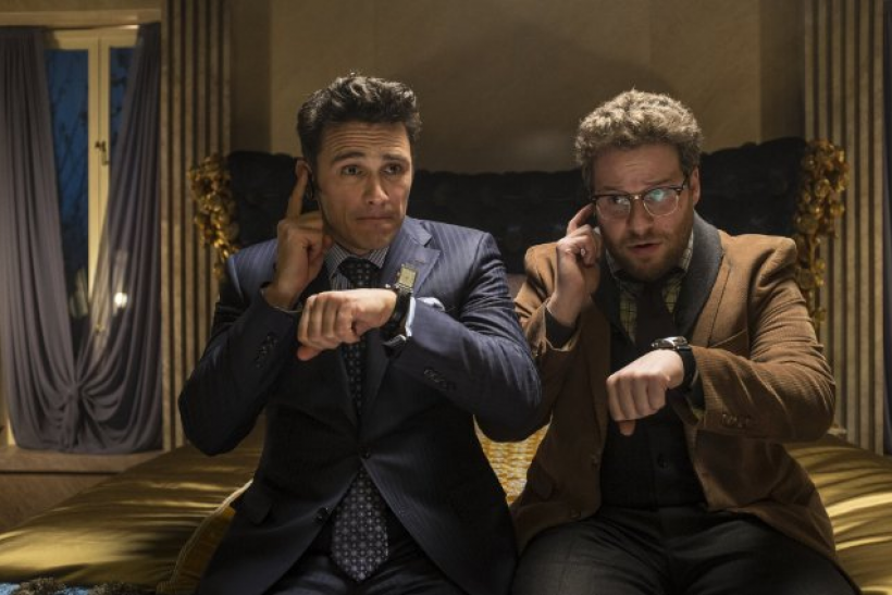the interview online sony corporation pictures hack