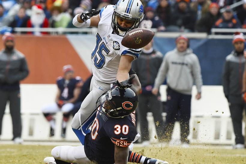 Golden Tate Detroit Lions 2014