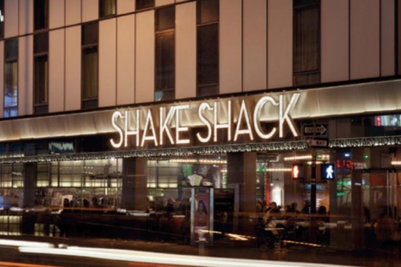 Shake shack stock options