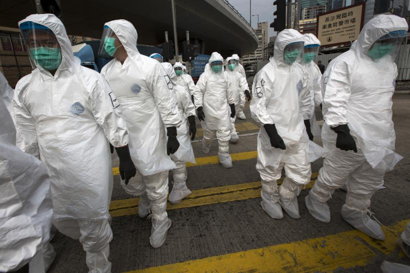 Bird Flu in Hong Kong