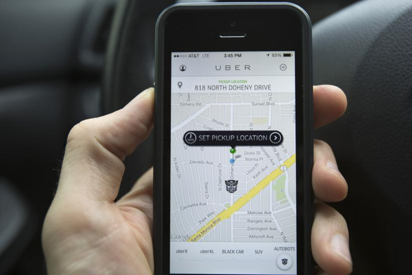 New Year's Eve 2015 Uber, Lyft Surge Pricing