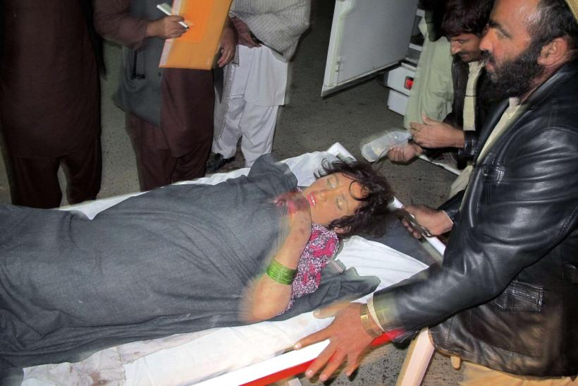 Afghan wedding attack victims