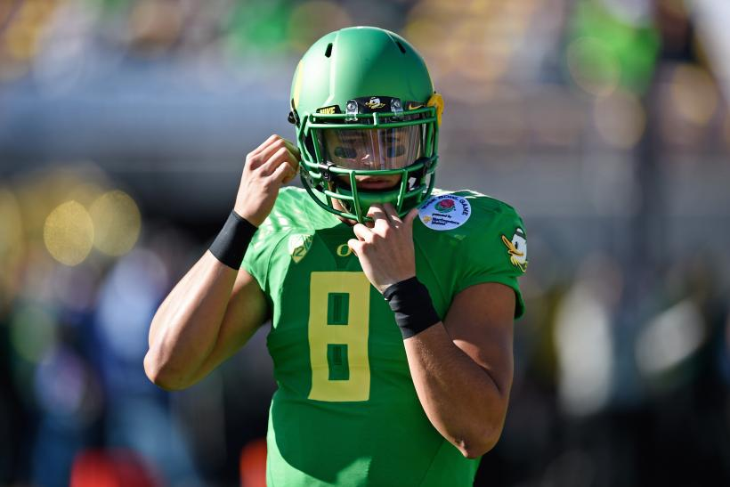differently c1a13 62fb6 Oregon Ducks vs. Ohio State: Early Betting Odds, Preview For ...