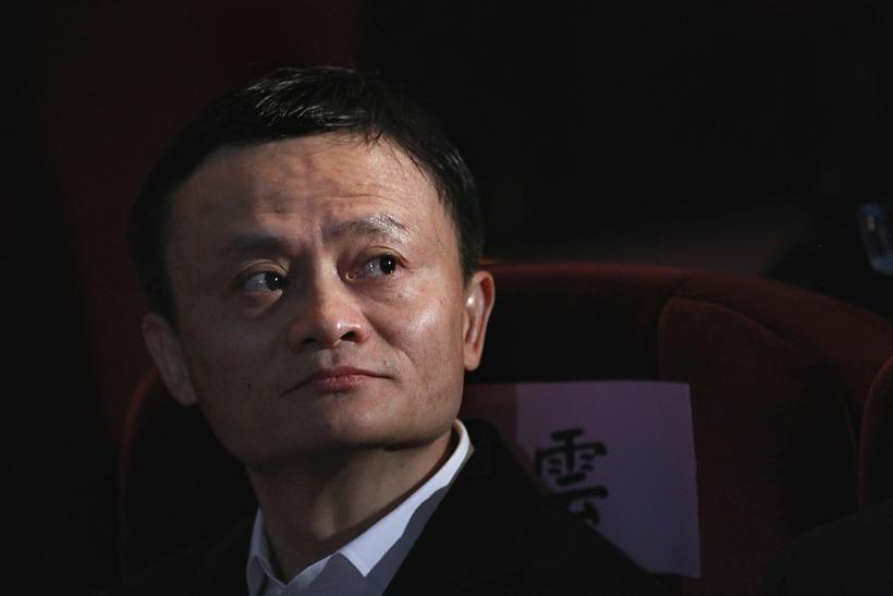 Alibaba Executive Chairman Jack Ma, Dec. 15, 2014