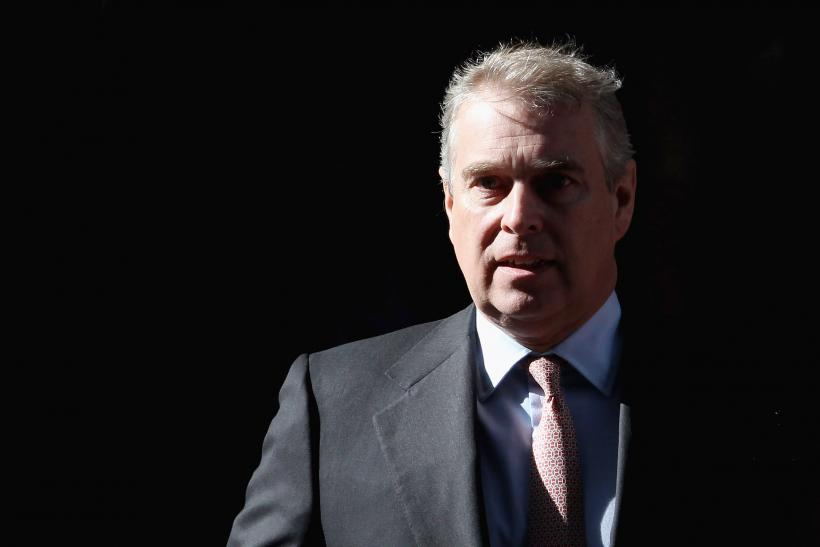Prince Andrew sex case claims