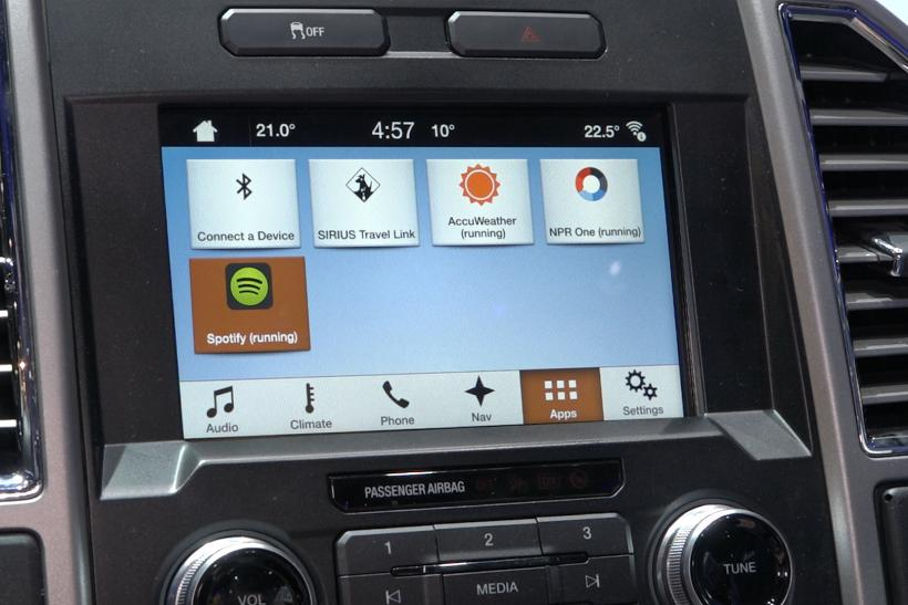 CES 2015: Ford SYNC 3 First Look -- Big Improvement Over