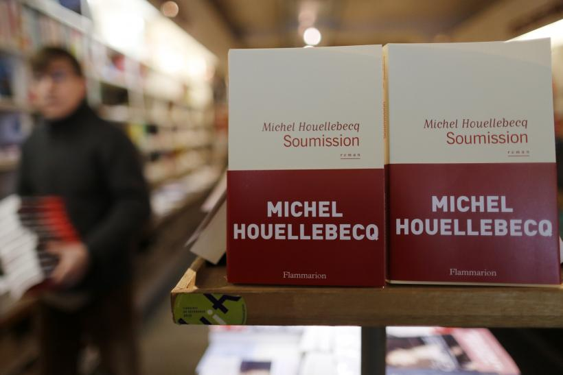 Paris - Houellebecq