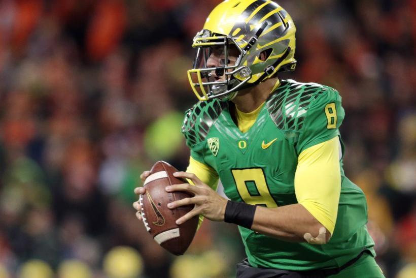 Oregon vs. Ohio State Football: Team And Player Prop Bets ...