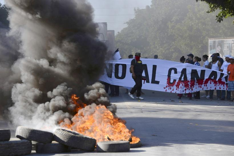 Canal Protests