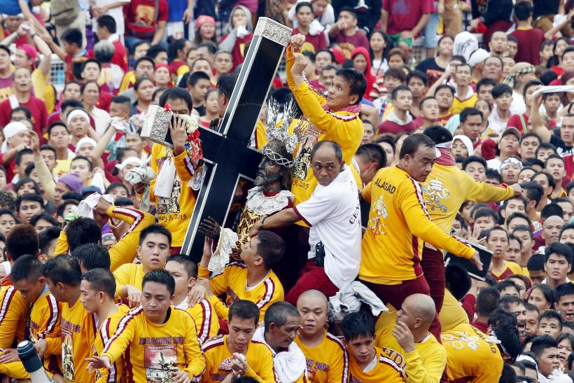Black Nazarene procession, Philippines