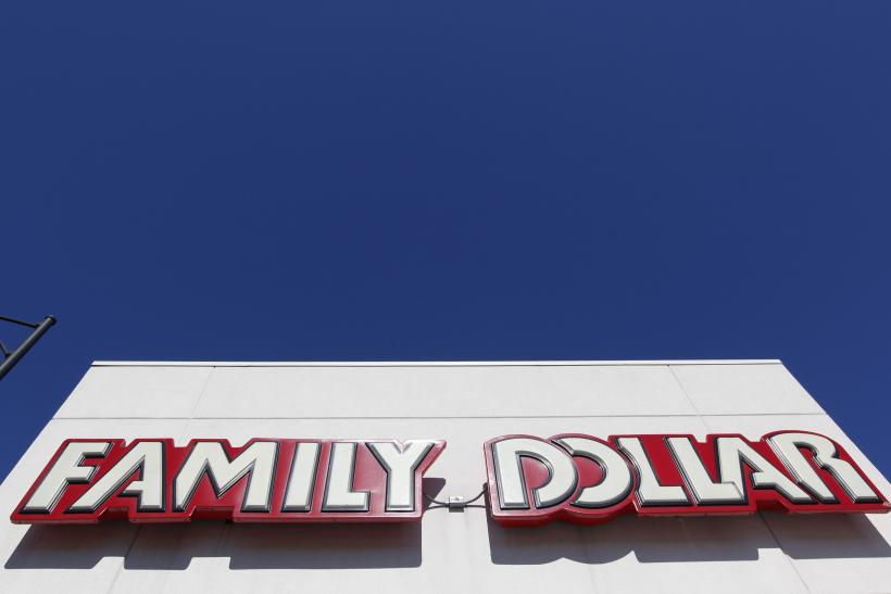 Family Dollar Store, Chicago, June 25, 2012