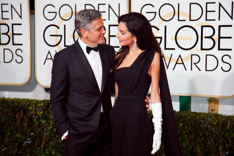Amal Clooney Seemed Unimpressed With 'Wedding Present' At