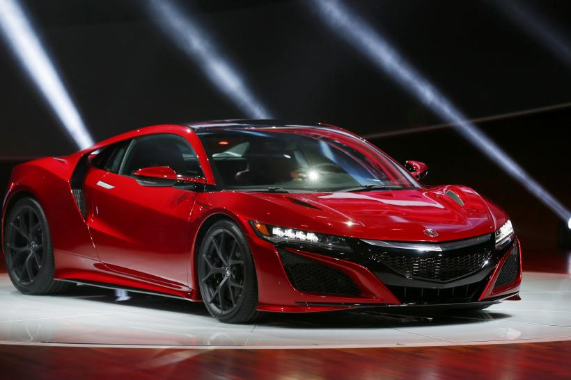 2017 Detroit Auto Show Finally Acura S Nsx Human Centered Supercar Is Back