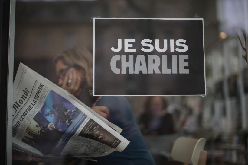 Charlie Hebdo New Prophet Muhammad Cartoons: First Magazine