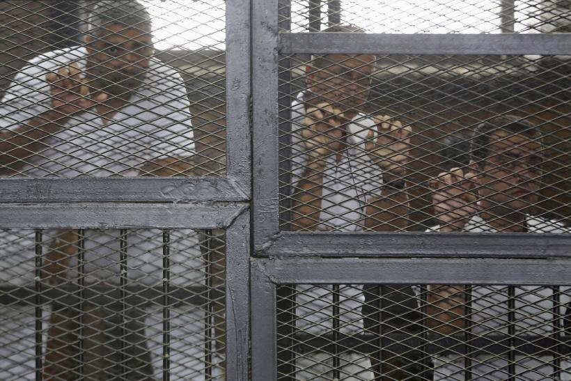 Al Jazeera Journalists in Egypt