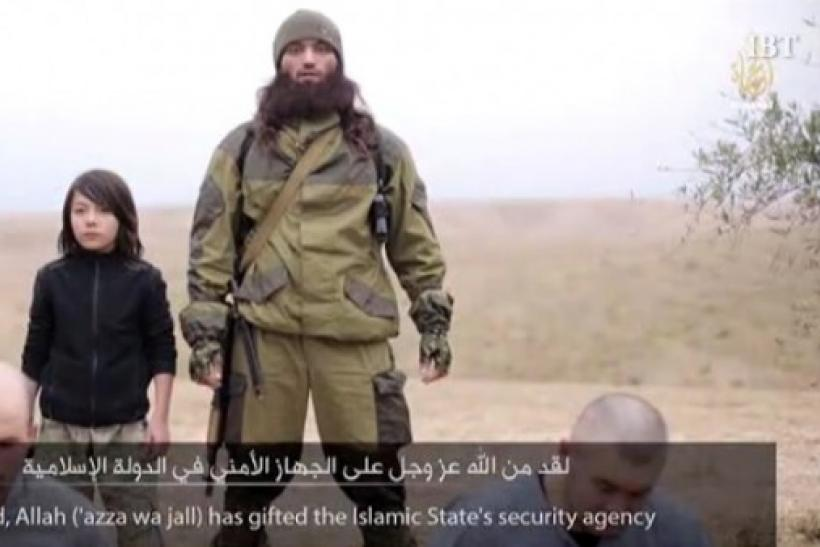 ISIS Russian spies