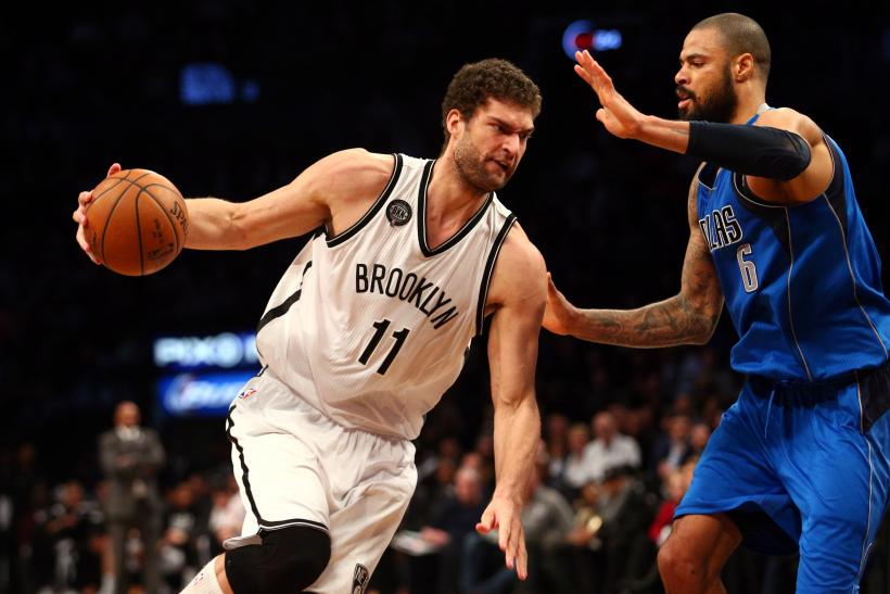 Brook Lopez Nets 2015