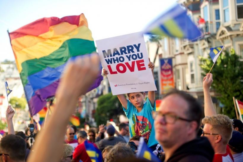 california supreme court legalize gay marriage