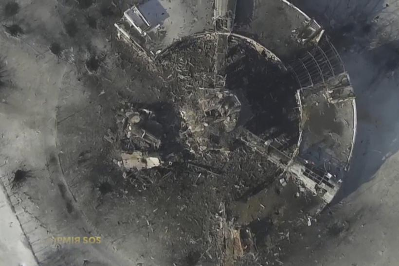 Donetsk Airport, Jan. 15, 2015