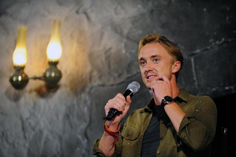 Draco Malfoy Actor Tom Felton Sorted Into Gryffindor On Pottermore; JK Rowling Responds