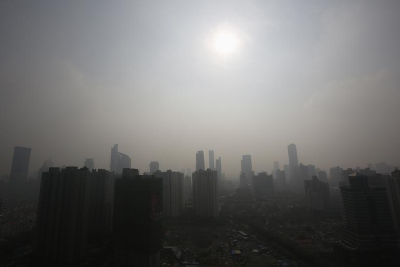 Shanghai_Pollution
