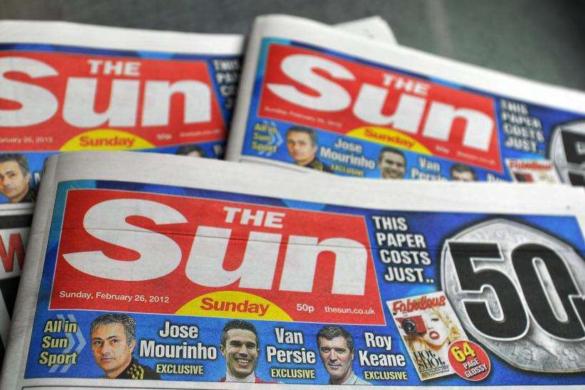 The Woman The Sun Page 3 >> The Sun Brings Back Topless Women To Page Three After