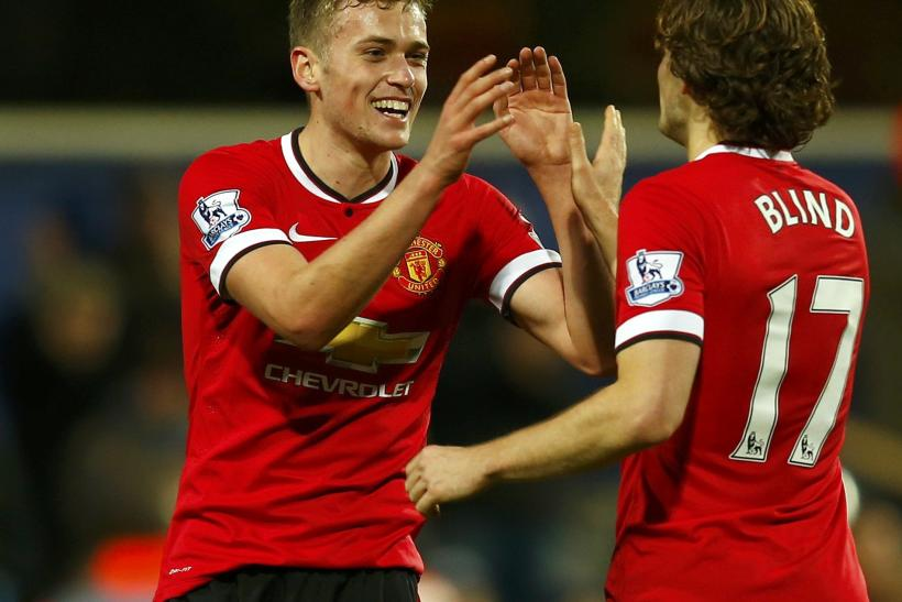 James Wilson, Danny Blind