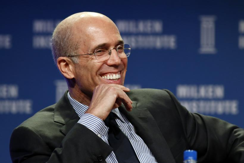 Jeffrey Katzenberg, CEO, Dreamworks Animation