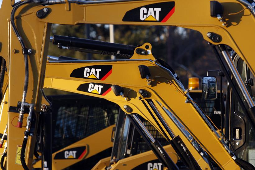 Caterpillar Earnings 2015 Economy