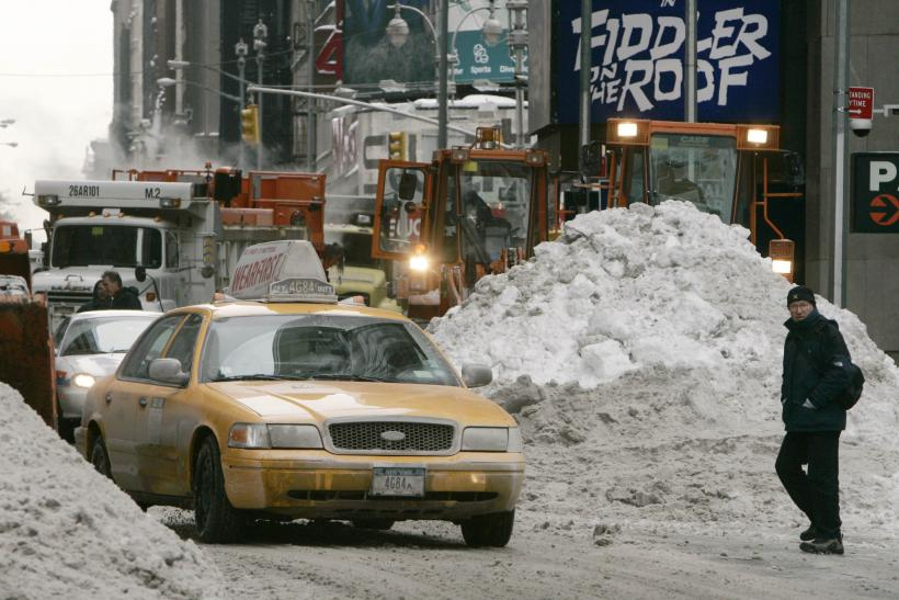 Under Public Pressure, Uber To Cap Surge Pricing During NYC Blizzard
