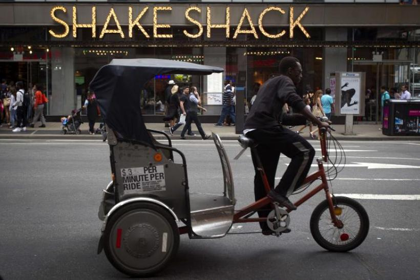shake shack ipo update