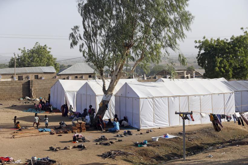 Boko Haram Refugees Strain Resources