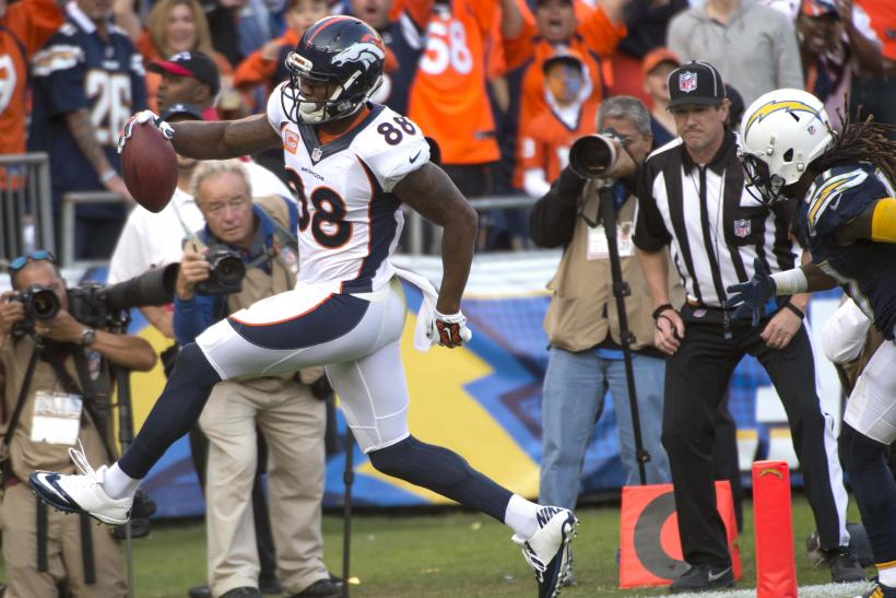 Demaryius Thomas Broncos 2014