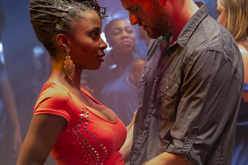 Shanola hampton in a sexy outfit in shameless - 2 part 10